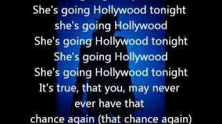 Hollywood Tonight - Michael Jackson [with lyrics].
