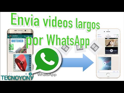 Xxx Mp4 ¿Cómo Enviar Vídeos Largos Por WhatsApp Sin Cortarlos Envia Videos Completos Android 3gp Sex