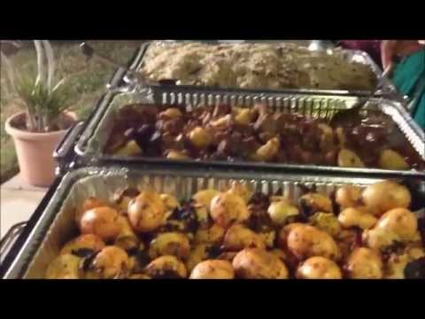 Bangladeshi Style Food for a Family Party- Bangla YouTube Video