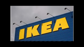 Fans descend IKEA singing