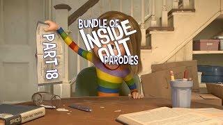 Bundle of Inside Out Parodies Part 18 (Inside Out Parody)