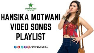 Hansika Motwani Video Songs HD 1080P Bluray Introduction | Biography | Tamil Official Playlist