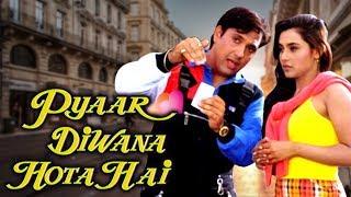 Pyaar Diwana Hota Hai -All Comedy Scene Compilation - Govinda - Rani Mukerji - #Indian Comedy