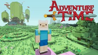 Minecraft - Adventure Time - Jake And Finn's House