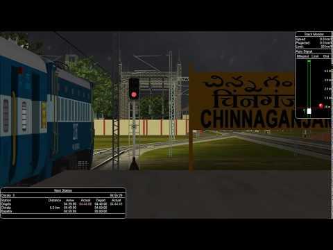 Xxx Mp4 BLUE Wap4 Rare Locomotives MSTS Playing Open Rails 3gp Sex
