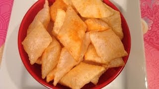 Spicy diamond cut or spicy maida biscuit