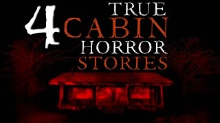 4 True Cabin Horror Stories Ft. Cayleigh Elise