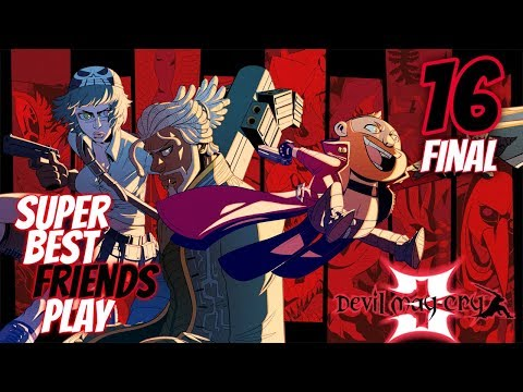 Xxx Mp4 Best Friends Play Devil May Cry 3 HD Part 16 FINAL 3gp Sex