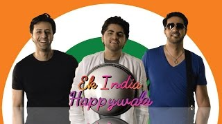 Ek India Happywala | Official IPL Anthem 2016 | Salim Sulaiman ft. Raj Pandit