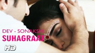 Sonakshi Boss & Dev SUHAAGRAAT Scene | Kuch Rang Pyar Ke Aise Bhi | Intimate Scenes