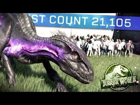 Xxx Mp4 Jurassic World Evolution 21 000 GUESTS TRAPPED Super Indo Set Loose Fallen Kingdom Gameplay 3gp Sex