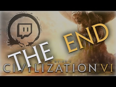 CIVILIZATION VI The END TFS Plays