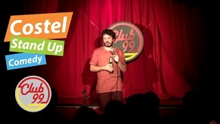Costel - Fetele de la automatica | Club 99 | Stand-up Comedy