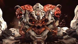 Doom 4 Концовка | ВЛАДЫЧИЦА ПАУКОВ
