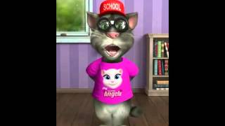 Jungle Jungle Baat Chali hai Pata chala hai chaddi pehan ki phol | Mogli Title Song by Talking Tom