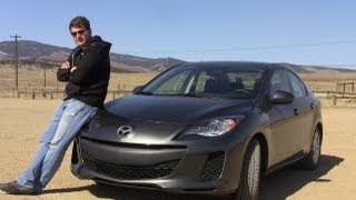2012 Mazda 3 SkyActiv Drive and Review
