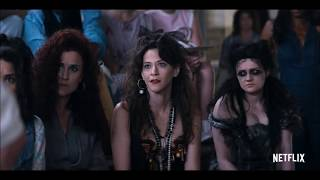 GLOW Official Featurette (HD) Alison Brie Wrestling Series