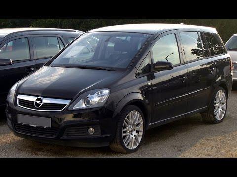 Opel Zafira B 1.9 CDTi MPV Mina oględziny