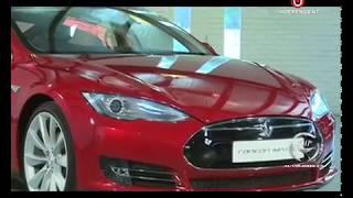 Tesla S 60 Electric Car