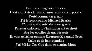 Booba - Walabok | Lyrics