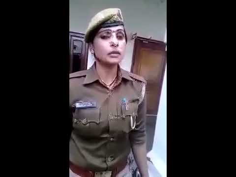 Lady constable harassed by senior police officer
