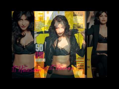 Shruthi Haasan Latest Hot Photoshoot For FHM Magzine