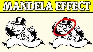 Top 10 CREEPY Cases Of The Mandela Effect