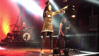 Tarja Until My Last Breath Live London 3/10/2017