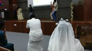 Onam Funny dance 2016. Pavizhamalli /Kavilinayil/ Palavattom. VIT University
