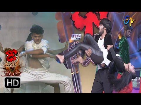 Dhee Jodi |15th March 2017| Full Episode | ETV Telugu