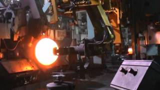 MASTEEL - Wheel Rolling Line - Hot Test on July 31, 2004