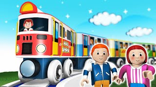 Thomas and Friends Toy Trains  - Choo Choo Cartoon Thomas for Kids by Toy Factory