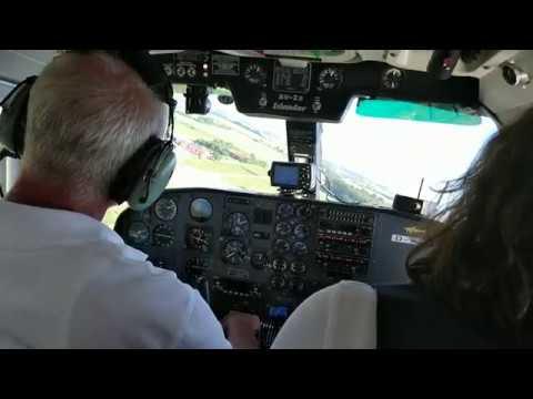 Flug D IFTI Wangerooge Harlesiel Full Sche.iss Crosswind