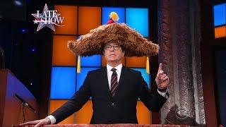 Big Furry Hat: Holiday Edition