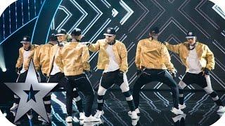 Black Diamonds | Gala 02 | Got Talent Portugal 2017