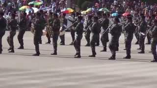Tamat Latihan Tentera Darat   Port Dickson, NS  pada 15 Mac 1014