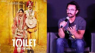 Aamir Khan's Reaction On Akshay Kumar's Toilet Ek Prem Katha Declared Super HIT