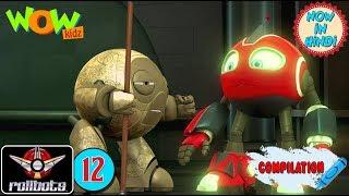 Motu Patlu presents RollBots | Action compilation | #12 | Animation for kids
