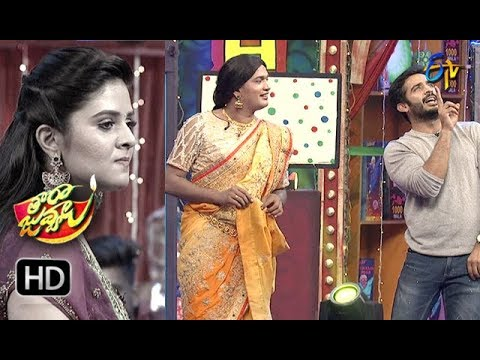 Xxx Mp4 Ravi Srimukhi Performence Tarajuvvalu ETV Diwali Special Event 7th Nov 2018 ETV Telugu 3gp Sex