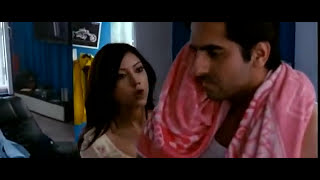 Scene from Vicky Donor