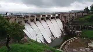 Rawal Dam Opens After 2 Years ❤ - Rain Fall In RawalPindi Made The Dam Full