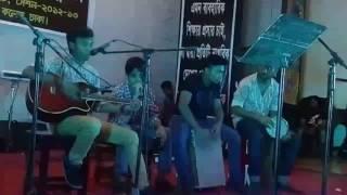 Emon jodi hoto..(এমন যদি হতো) covered by kaktaruya band( কাকতাড়ুয়া ব্যান্ড)