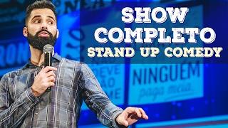 SHOW COMPLETO - STAND UP COMEDY INSANAMENTE | Fernando Strombeck