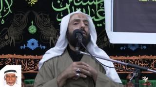 هيئة عابس - سماحة الشيخ حسين الفهيد - مجلس عزاء المرحوم محمد علي مكي آل عبدربه