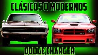 Clásicos o Modernos: El Dodge Charger