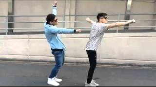 Ronnie Alonte | Zeus | Tom | and Hashtags.!! BOMBA Dance Compilation.!!