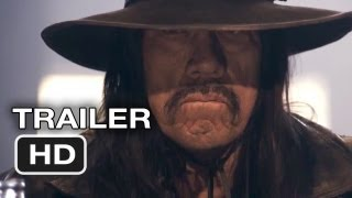 Dead in Tombstone Official Trailer #1 (2012) - Danny Trejo, Mickey Rourke Movie HD
