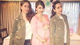 Pregnant Soha Ali Khan's Baby Shower Full Video   Kareena Kapoor   Taimur Ali Khan