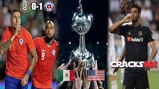 TRl cayó ante CHlLE | ¿MÉXICO y USA a la LIBERTADORES? | VELA el MEJOR de la SEMANA en la MLS