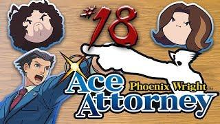Phoenix Wright - 18 - A Spirited Defense